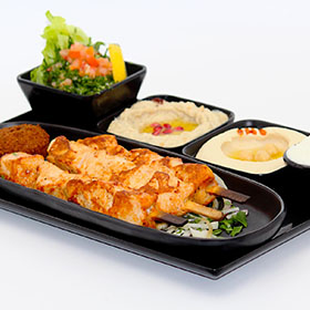 ALL CHICKEN MIX PLATE