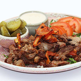 MEAT SHAWARMA TRADITIONAL
